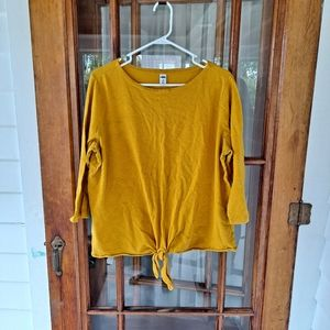 Old Navy Womens Plus Long Sleeve Size 1X
